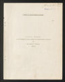 1916-1957. BIE Reports to the Board of Directors, 1940 - 1948. (Box 1, Folder 7)