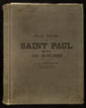 Plat book of the city of Saint Paul, Minn., and suburbs : from official records, private plans and actual surveys.