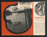 Champlin's Fishing Lodge, Ely, Minnesota