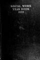 Social Work Year Book, 1935