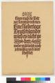 ADOLF HITLER Eines mu? die Welt zur Kenntnis nehmen: Eine Niederlage Deutschlands wird es nicht geben, weder milita