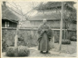 Abbott of Lin Yin Temple, one of the largest in Central China, and of two smaller ones;