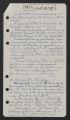 Diary, 1954 (Box 1, Folder 2)