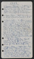 Diary, 1959 (Box 1, Folder 4)