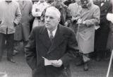 Alexander Granovsky at protest