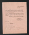 Program Records. National Association for Advancement of Colored People (NAACP), 1949-1958. (Box 9, Folder 14)