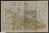 Map of Manitoba, Saskatchewan & Alberta : showing the number of quarter sections available for homestead entry, also number of quarter sections privately owned and unoccupied