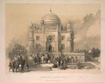 Mausoleum of Zufdir Junge, Delhi.