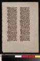 Manuscript 16: Book of Hours leaf [Sarum Use]