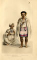 An Assamese Gentleman; A Meree Woman.