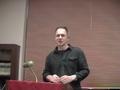 Sociable Life on a Dynamic Planet (Q&A): Nigel Clark, Apr. 2011