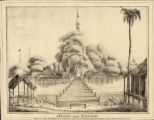 A Pagoda near Rangoon