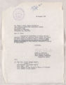 Final Report and Recommendations on Teaching and Research in Textile Engineering, College of Engineering Seoul National University by James Weldon McCarty, 1960 (Box 65, Folder 32)