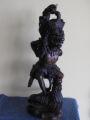 Balinese wood carving of Hanuman