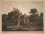 An Ancient Hindoo Temple, in the Fort of Rotas, Bahar.