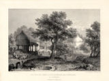 Lal Shah's Tomb and Ghazimeea ke Durgah, near Benares.
