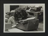Uptown branch photos, 1930s-1970s. (Box 66, Folder 13)