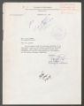 Civil Engineering Department, the College of Enginnering at Seoul National University: Reports by Paul Andersen, 1956 (Box 65, Folder 07)