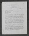 Korea: Appointment - Dr. Schneider to India, 1954 (Box 81, Folder 46)