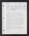 Biographical Material, undated, 1930-2002. Paarlberg article. (Box 1, Folder 6)