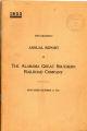 Alabama Great Southern Railroad Company, Annual Report, 1933