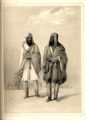 Attendants on [sic.] the Raja Khurruk Singh.