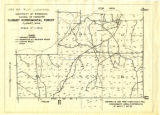 Continuous Forest Inventory Plot Locations, 1959, Cloquet Experimental Forest