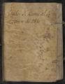 Mercantile Records, 1782-1832. Letter Books, 1798-1832. Copiador de Cartas del Reyno Febrero de 1810.