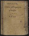 Mercantile Records, 1782-1832. Letter Books, 1798-1832. Copiador del Reyno q[ue] dio principio en Julio 11 de 1812.
