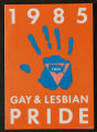 1985 Gay and Lesbian Pride