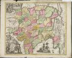 Imperii magni Mogolis sive Indici Padschach, juxta recentissimas navigationes