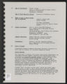 Programs: Miscellaneous. PEP: Curriculum Experiment for Minority Students. (Box 60, Folder 7)