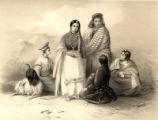 A Group of Thibet Tartars.