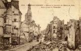 2259. Chateau-Thierry -- ruines du quartier de l'hotel de ville.