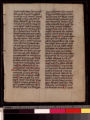 Manuscript 19: Commentary or sermon on the incarnation of Jesus Christ in the tradition of the Thomists or Franciscans