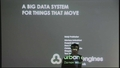 A Big Data System for Things that Move