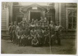 Commissary Department Officials of the Czechoslovak Legion