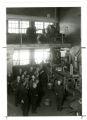 Mines Experiment Station. Legislators view Taconite Process