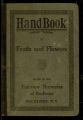 Handbook of Fruits and Flowers