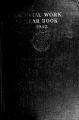 Social Work Year Book, 1943