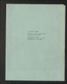 Club Histories. Army-Navy Clubs. Blytheville, AR, 1942-1945.