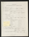 Special Projects, 1939-1940, 1944-1946, 1959-1970s. Alternatives to Detention (ATD), 1970s. Alternatives to Detention Sample Referral Forms (blank), undated.(Box 170, Folder 9)