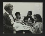 Uptown branch photos, 1930s-1970s. (Box 66, Folder 10