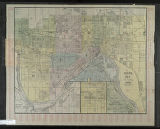 Rice's index map of St. Paul, 1890
