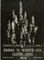Emma V. White Co., 1930