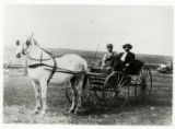 Abe Calof, Jewish homesteader, North Dakota