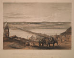 Arrival at Cawnpore of the Relieved Garrison of Lucknow, Nov 28th 1857