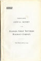 Alabama Great Southern Railroad Company, Annual Report, 1913