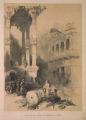 Scene in the Zenara at Futtehpore Sikri.