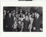 50th anniversary celebration for Rose and Sam Weisberg, Minneapolis, Minnesota